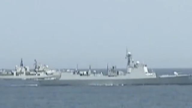 中俄5次海上联合军演都有啥亮点?