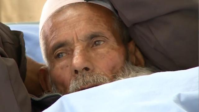 在阿富汗,残疾人就该低人一等吗