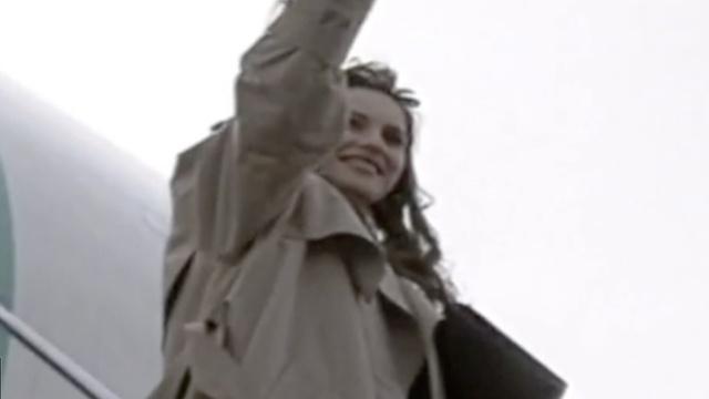 川普老婆广告曝光:扮演美国女总统