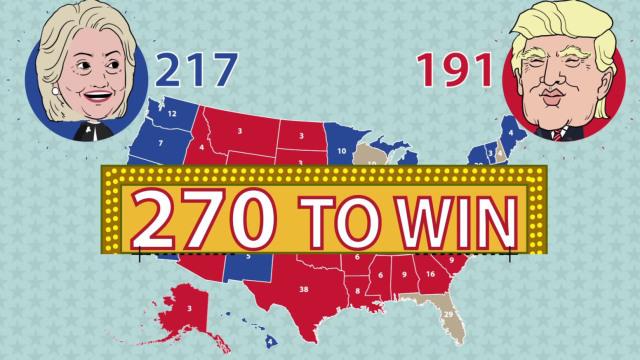 美国大选中的选举人团到底是什么?
