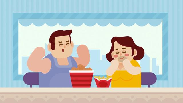 想减肥?三分钟带你了解脂肪的秘密