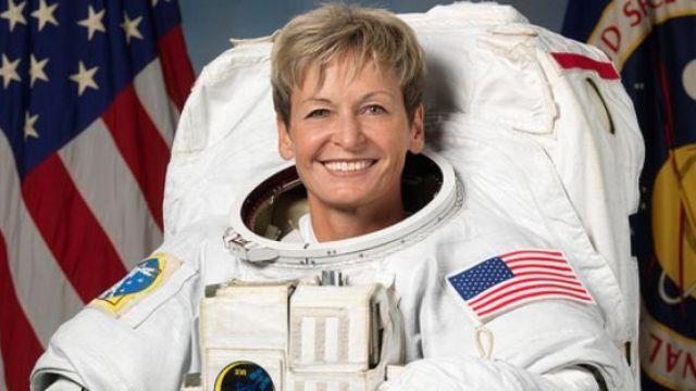 佩吉·惠特森成太空最年长宇航员