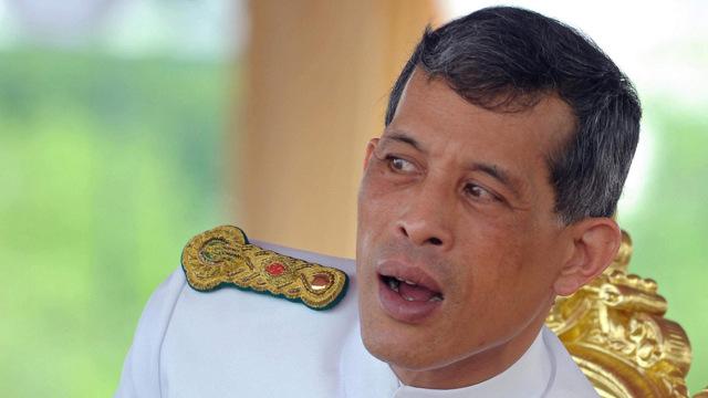 """泰国人民如何看""""淫乱王子""""新王?"""