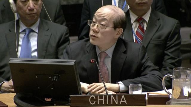 英美指责中俄,刘结一大使精彩回击