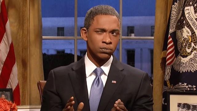 """那些年人们模仿过的""""奥巴马"""""""