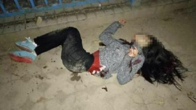 广外一女生在操场遇害,嫌犯已落网