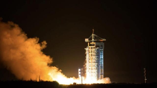 中国发射碳卫星,可帮助研究PM2.5