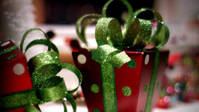 最俗气的圣诞礼物,你一定送/收过