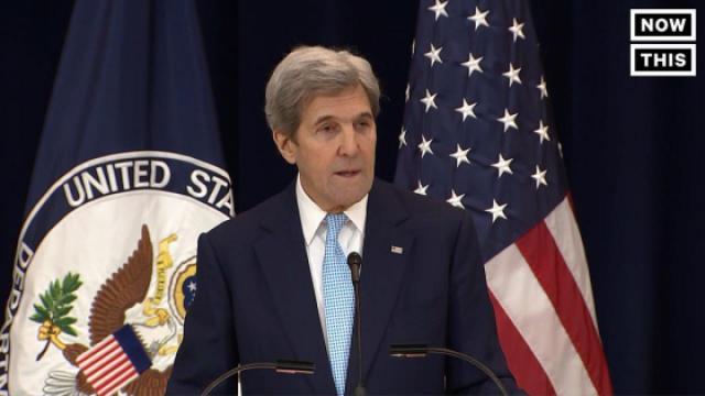 美国务卿谈巴以问题,以总理不干了
