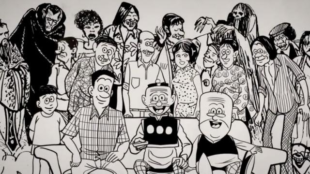 漫画家王家禧逝世,画过《老夫子》