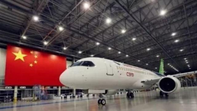 直播:首飞!国产大飞机c919翱翔蓝天