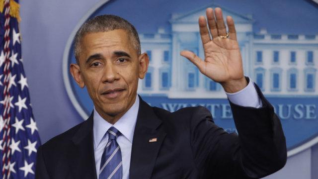 奥巴马告别演讲,或许会说这些事儿