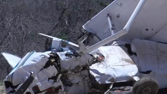 澳洲一轻型飞机坠毁,一人死亡