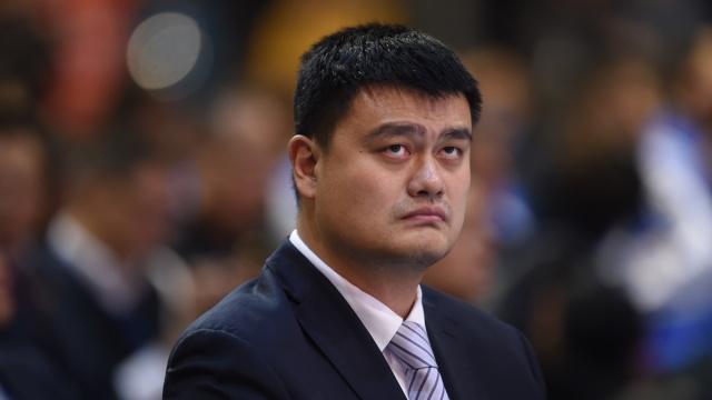 37岁就当选主席,姚明为何实至名归