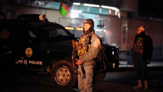 阿富汗爆炸5名阿联酋外交官遇难