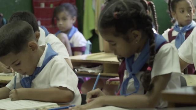 古巴真相|全免费教育到底有多牛?