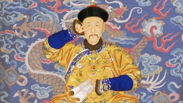 100秒看清古代皇帝龙袍变化