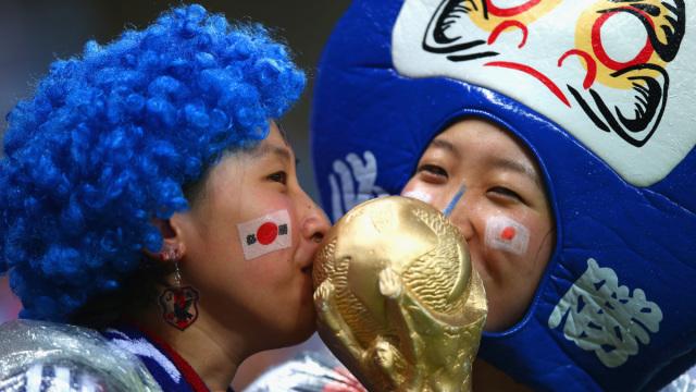 日本没钱,于是想和中国联办世界杯