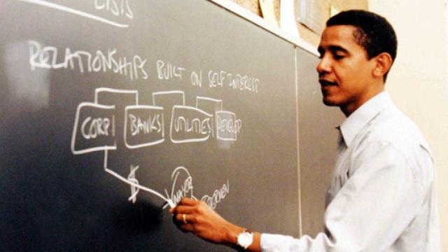 回到芝加哥?乡亲们如何评价奥巴马