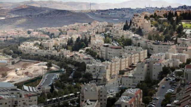 川普一上台,以色列就建犹太定居点