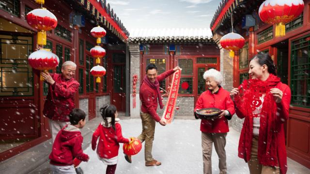 全球最大派对:BBC中国春节纪录片