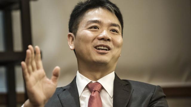 刘强东:只要县长涨工资,一定给员工涨