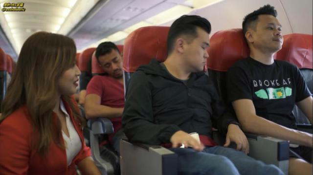 美女空姐在飞机上会遇到的种种麻烦