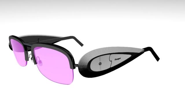 辨色智能眼镜,让色盲色弱不再抓瞎