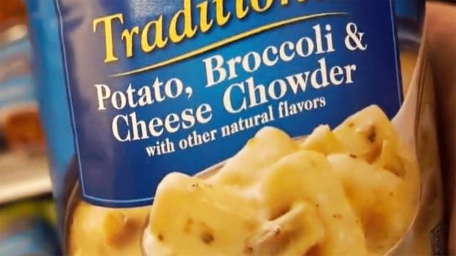 美国超市里有哪些奇奇怪怪的食物?