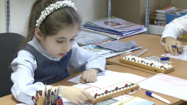 当俄国娃娃开始学珠算,用过都说好