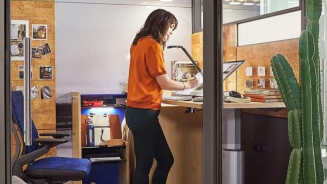 微软想重新定义办公室:未来这样上班