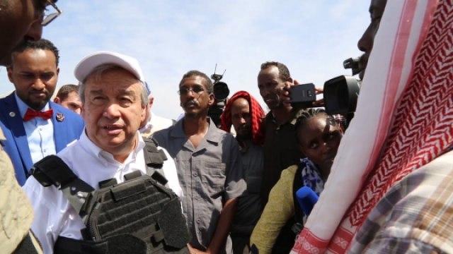 周刊:古特雷斯访问非洲干旱地区