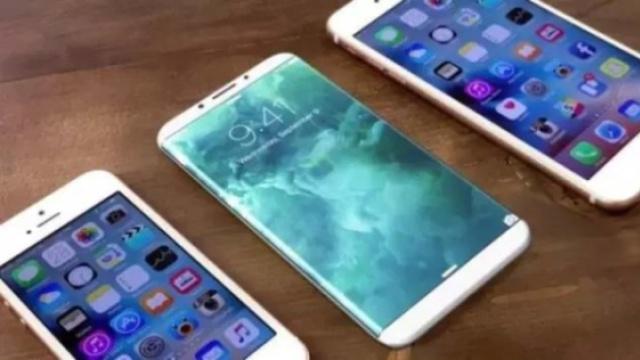 iPhone 8放弃曲面屏,下代怎么耍酷