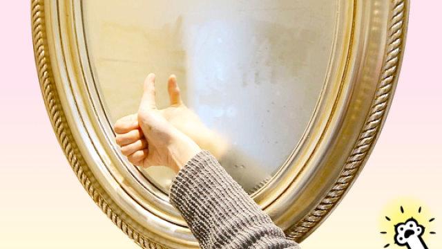 一招教你轻松让镜子不起雾