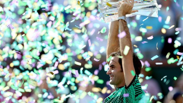 费德勒夺第90冠,开启生涯第二春!