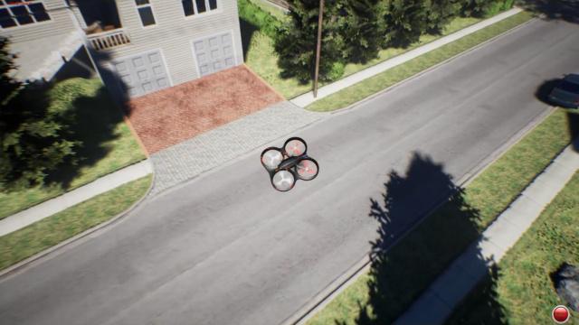 微软推无人机模拟平台,炸机不用怕