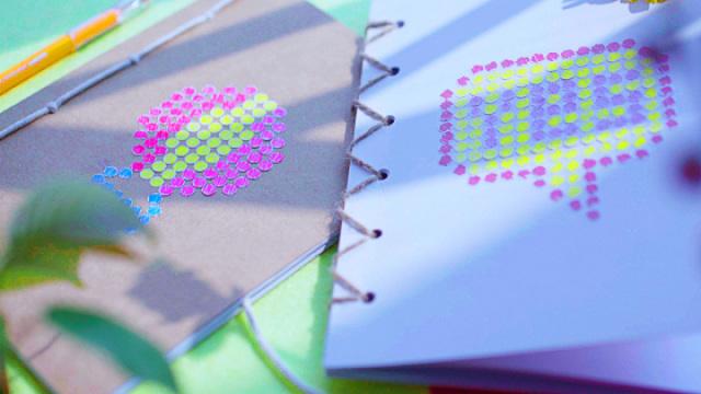2款笔记本简单制作,超省零花钱!