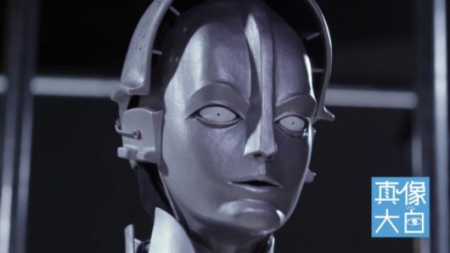 穿越到500年前,去看古老的机器人