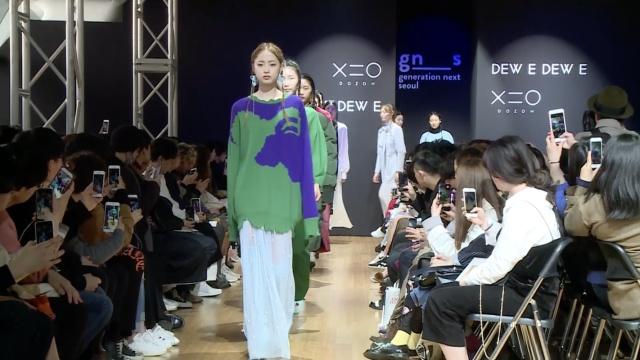 韩时装设计师:我们很重视中国市场