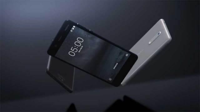 诺基亚将发布两款全面屏手机!
