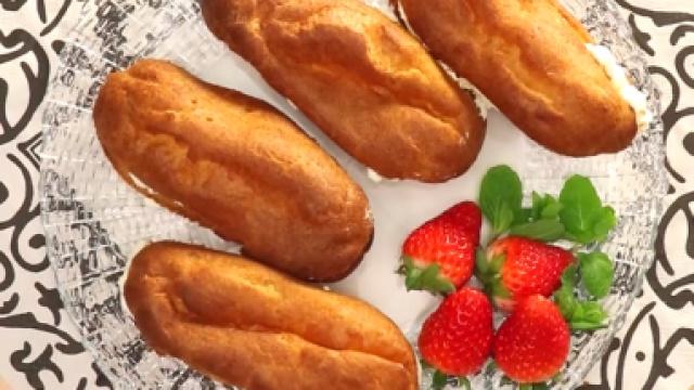 如何烤出好吃的白色闪电面包