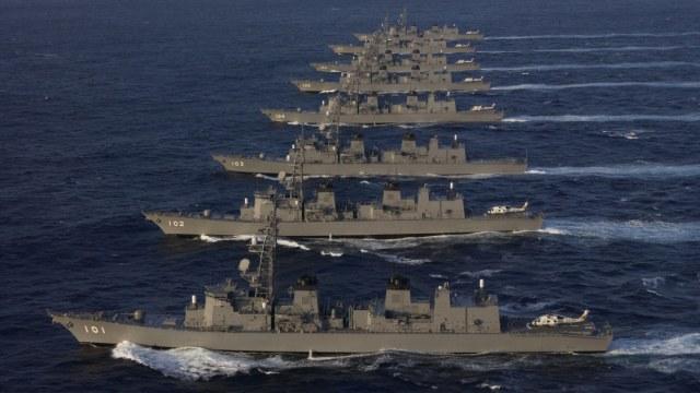 平成困局:当代日本通用驱逐舰演义
