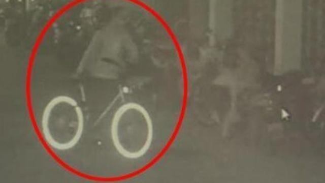 笨贼!他骑共享单车偷盗,迅速被抓