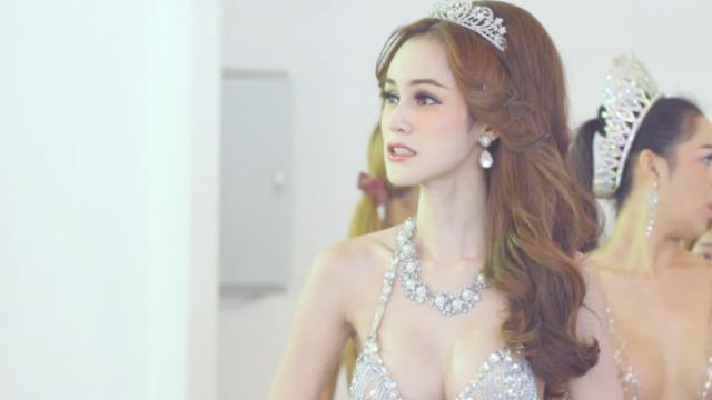 泰国人妖Christine背后的故事