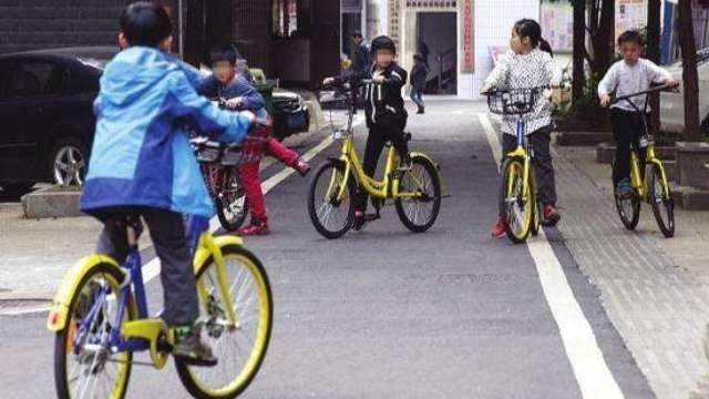 让儿童远离共享单车,靠警示咋够?