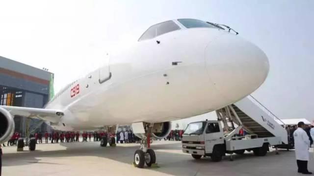 90秒看懂中国大飞机怎么造出来的