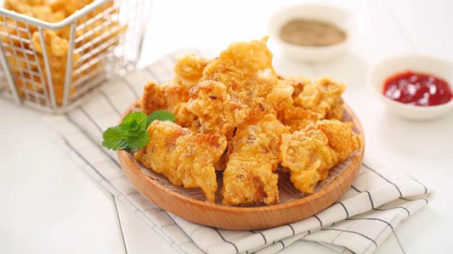 火锅店的酥肉吃不够?在家也能做!