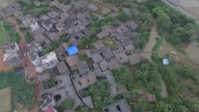 白居易后裔村:百年古宅,一村同九代