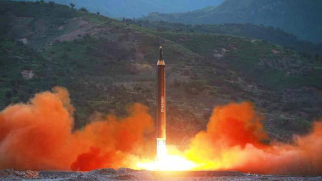 曝光29天就发射:90秒解析朝鲜新弹