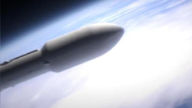 你可以在未来把自己埋葬在太空中